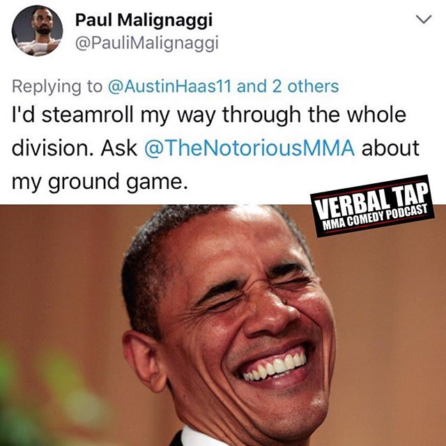 Bruh. The news cycle is over yo.  #pauliemalignaggi responding to Tony Ferguson.