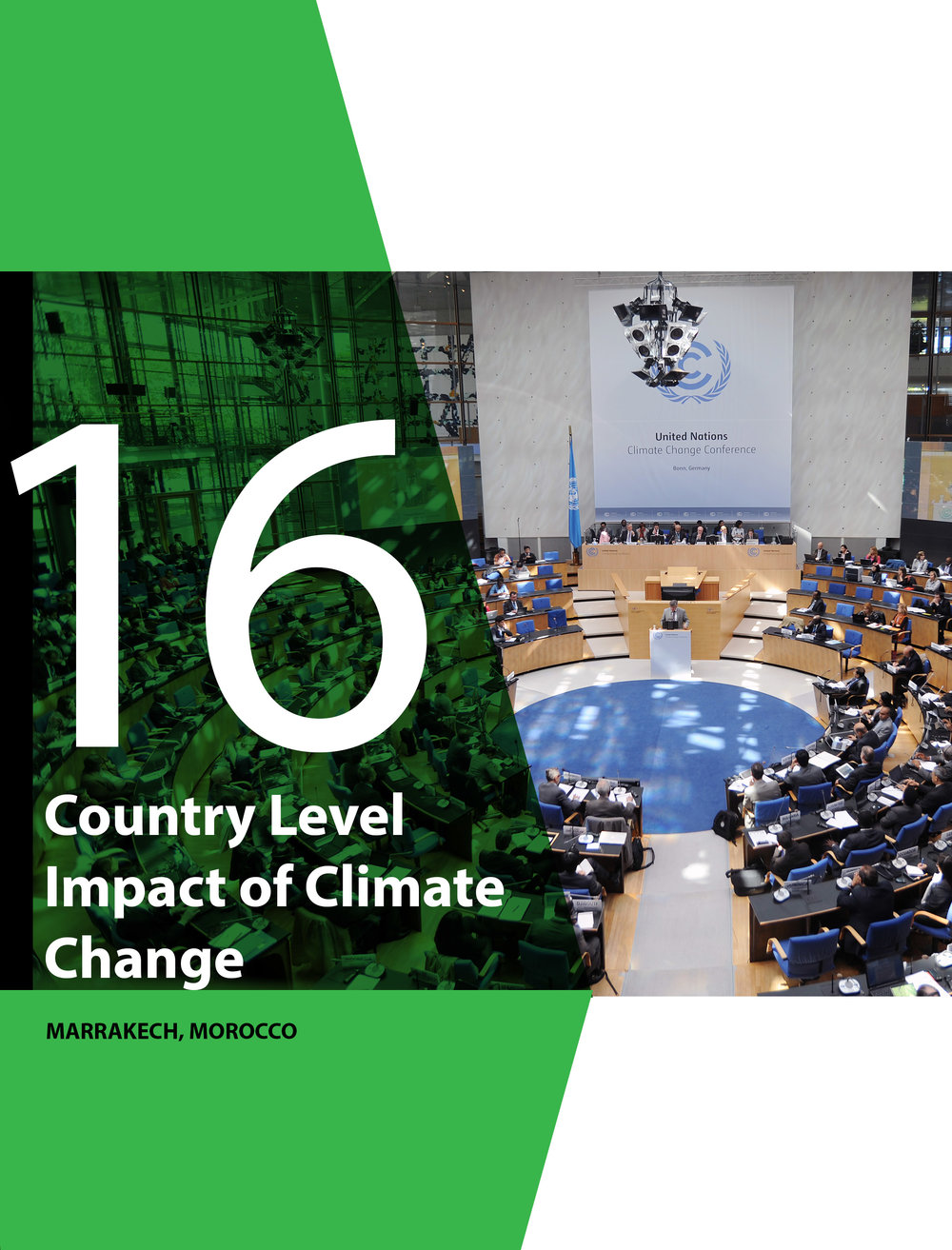 United Nations: Country Level Impact of Climate Change 2016 Report Cover