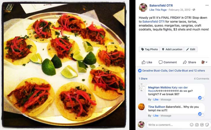 """Terrible. Those tacos deserve better."" - Gina ""Giesta"" Gaetano"