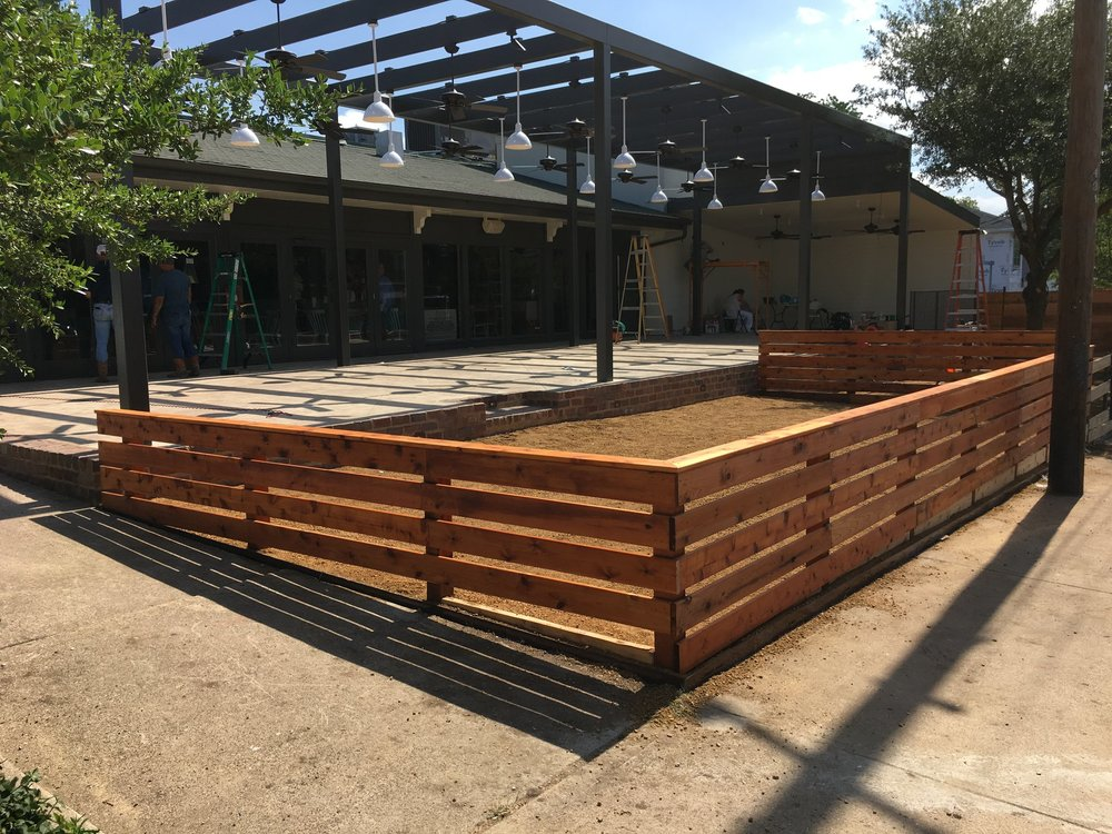 New 2,000sf Patio
