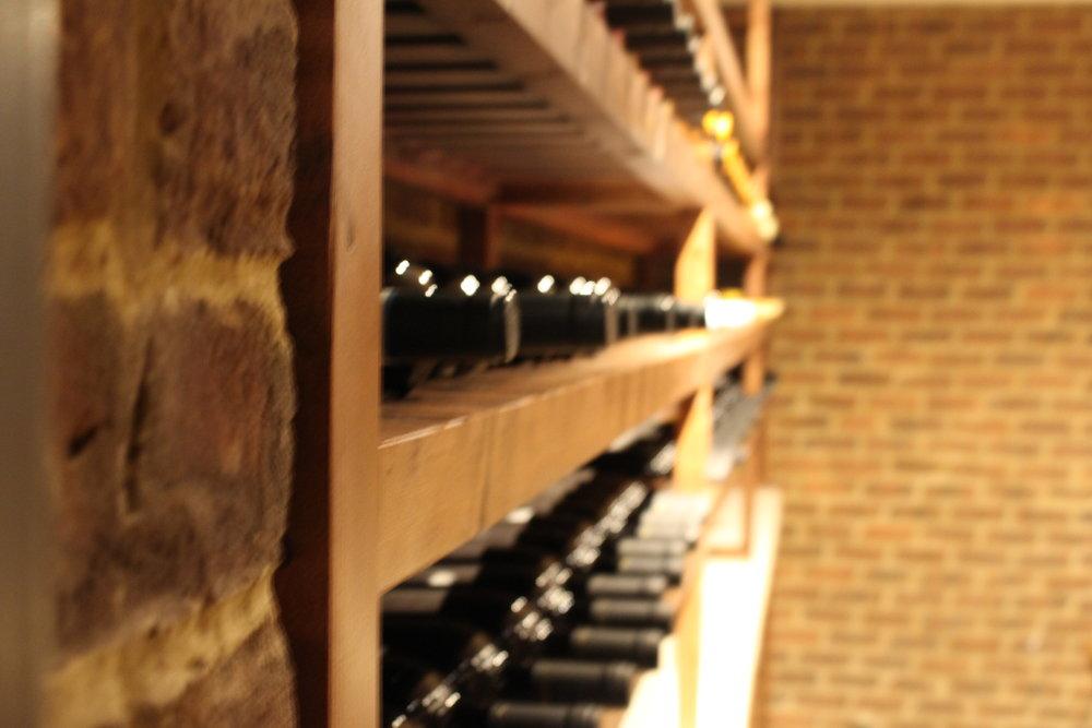 New Wine Cellar