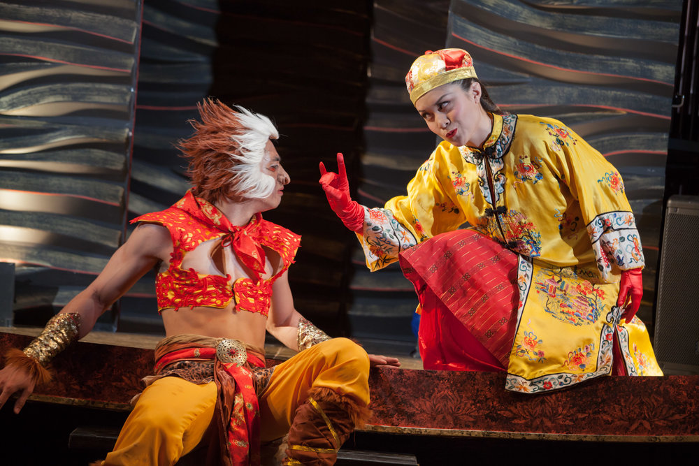 Journey to the West , Constellation Theatre Company, 2016