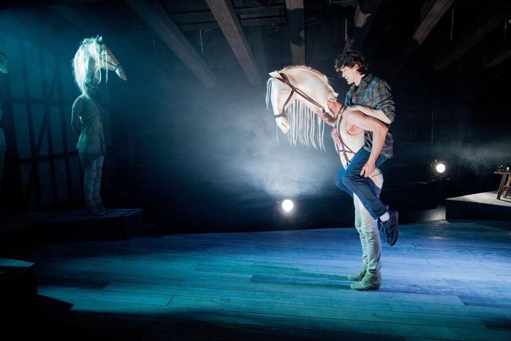 Equus , Constellation Theatre Company, 2016