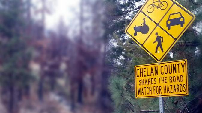 Chelan County Share the Road