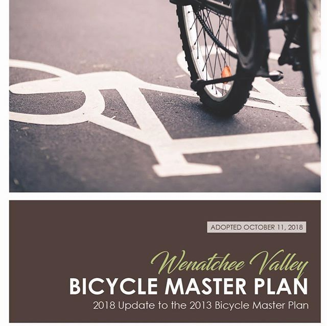 The Regional Bicycle Advisory Committee (RBAC) meets monthly to work on local bicycle planning topics. Tomorrow (11/7) we are discussing new projects for 2019. Check out the link in our profile for meeting info. New attendees are always welcome! In 2018 we completed the Wenatchee Valley Bicycle Master Plan update, started an inventory of bike parking, and reapplied to the League of American Bicyclists bicycle friendly community program. #bikewenatcheevalley