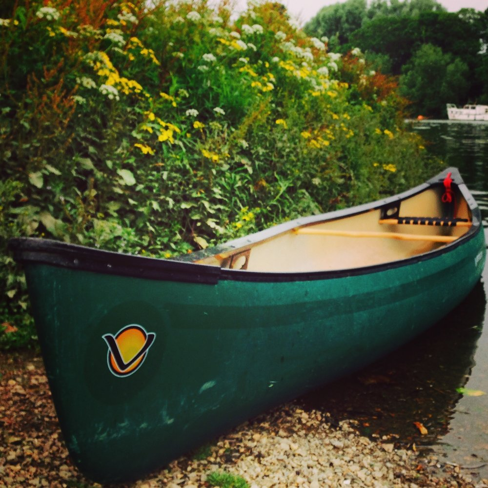 Eel Pie Island Canoe Trip Gift Certificate