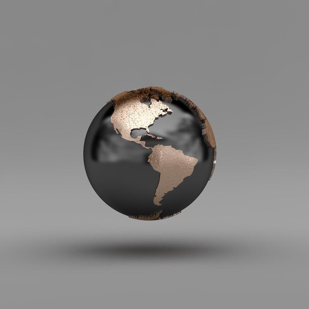 Photo: The Western Hemisphere