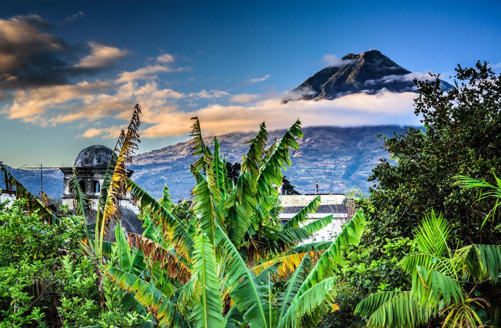 Photo: Antigua, Guatemala