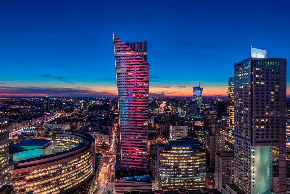 Photo: Warsaw, Poland