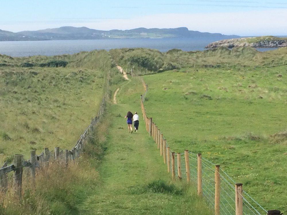 Ft. Dunree, Inishowen Peninsula, Ireland