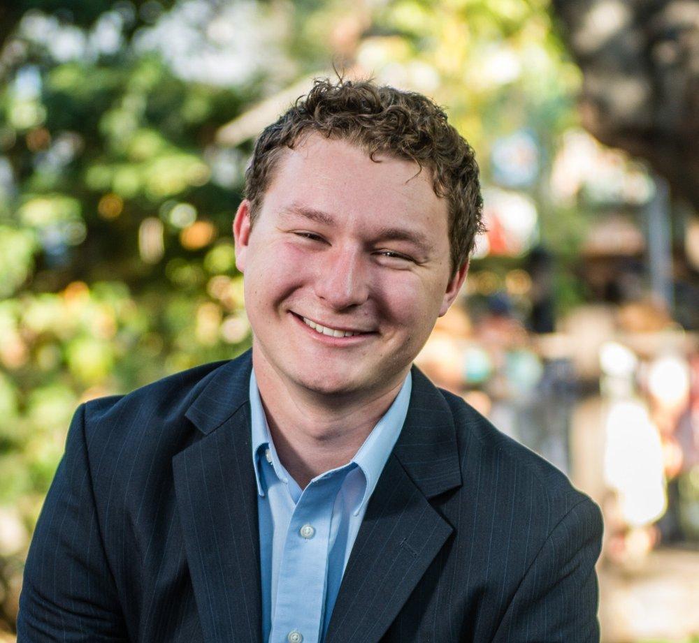 Tanner Cook <br> VP of Engineering <br> CleanRobotics