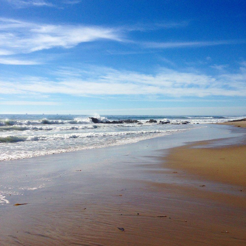 Carpinteria State Beach, Caprinteria, CA