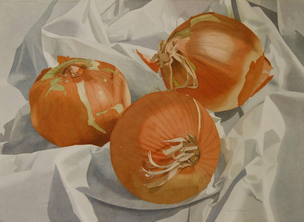 Onions and Paper