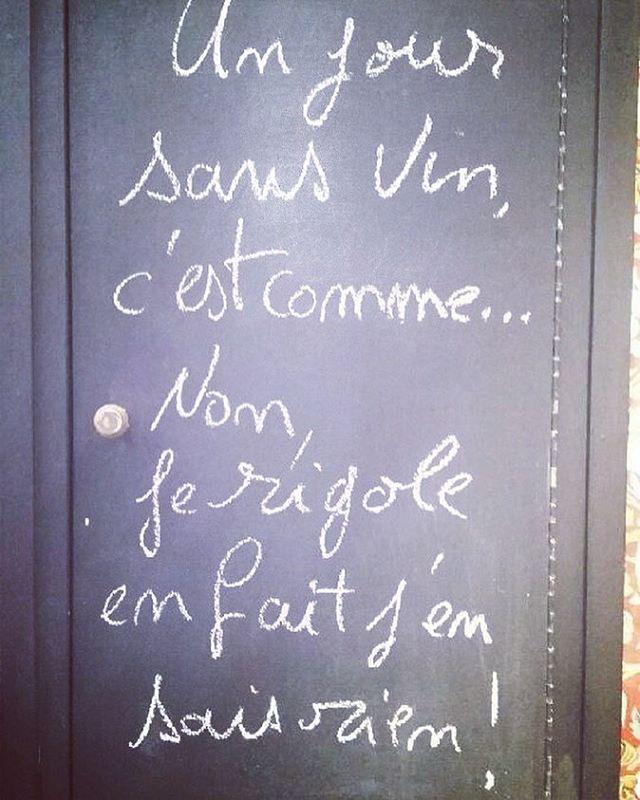 Aphorisme Oenolover du jour... #vivelevinetlesvignerons #winelover4ever