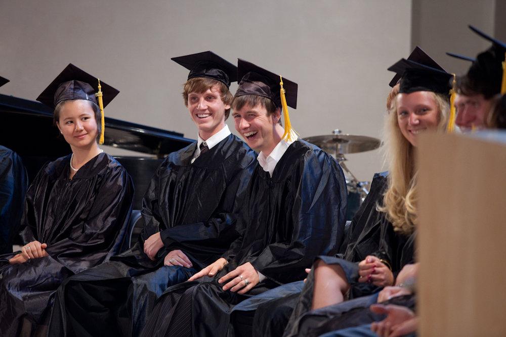 Santa Fe Waldorf Graduation