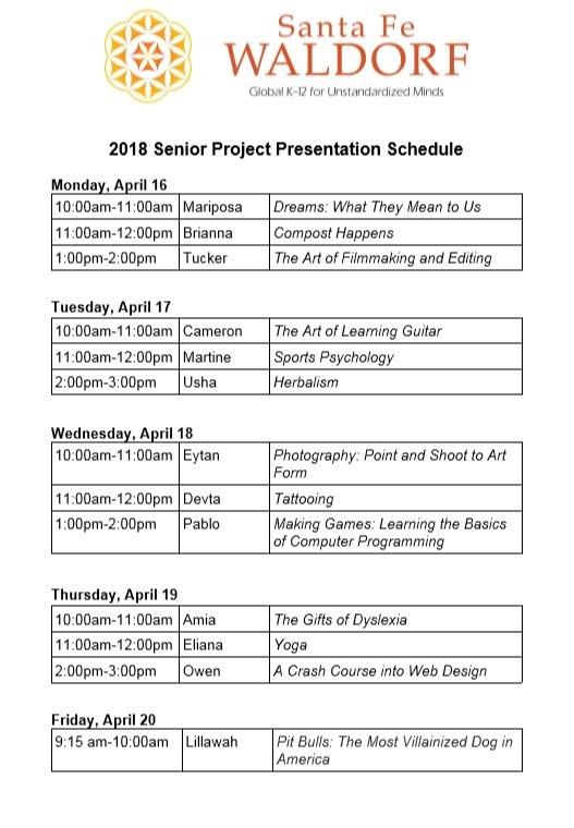 2018 Senior Project Schedule.JPG