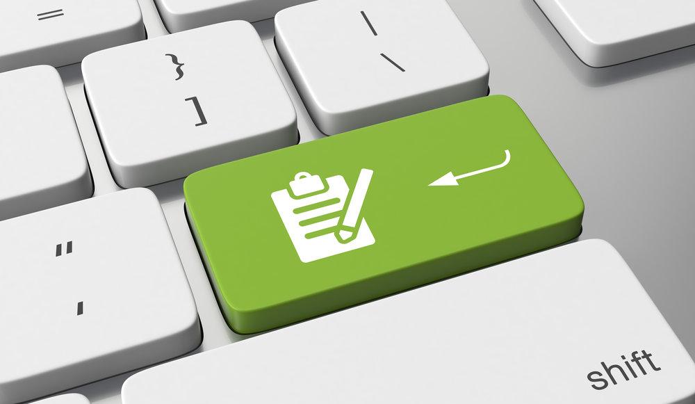 Step 1 - Register - Register Online in just a few minutes