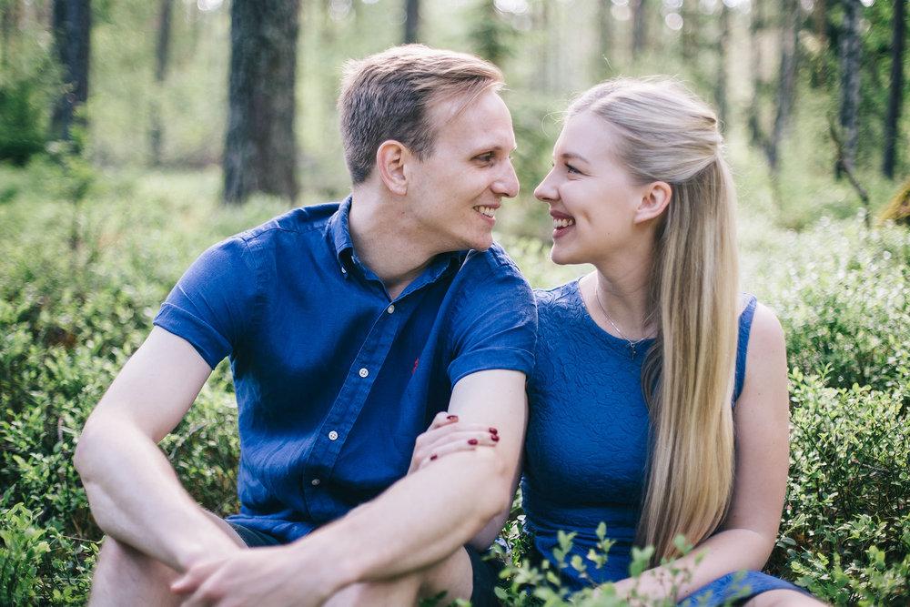 Julia & Josef Förlovning