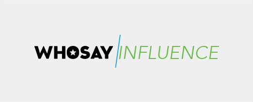 Best influencers, premium creative,  WHOSAY'S  standard guarantee.
