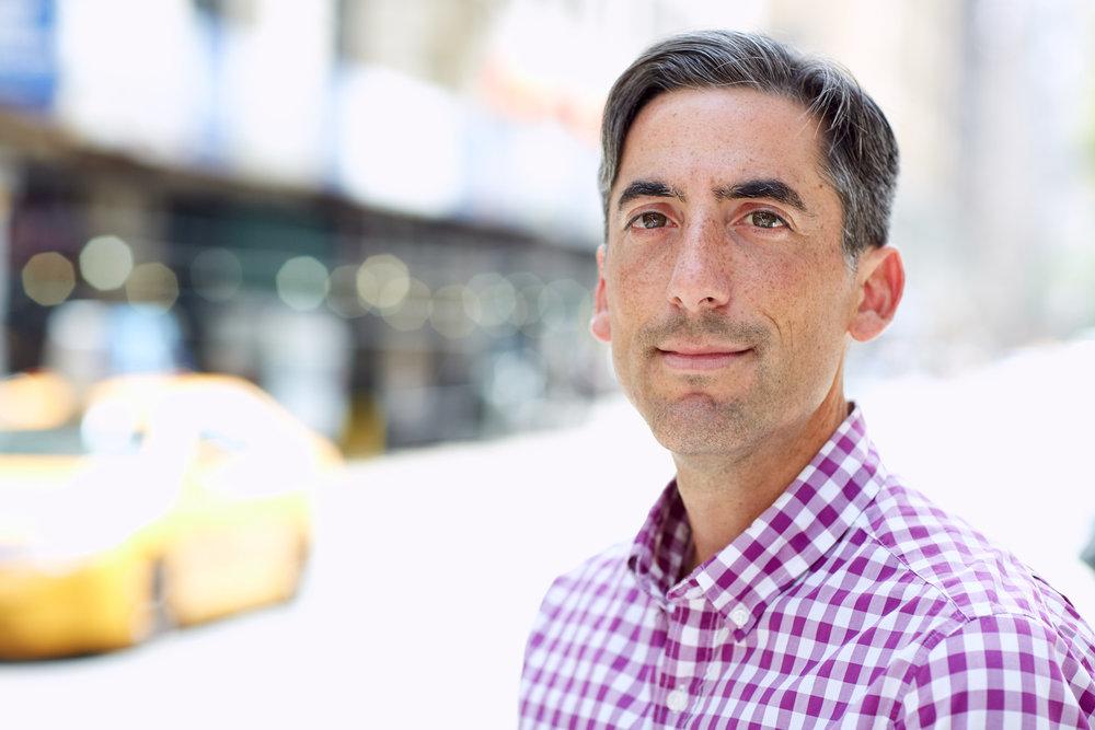 MICHAEL HOLTZMAN  CTO &Co-Founder