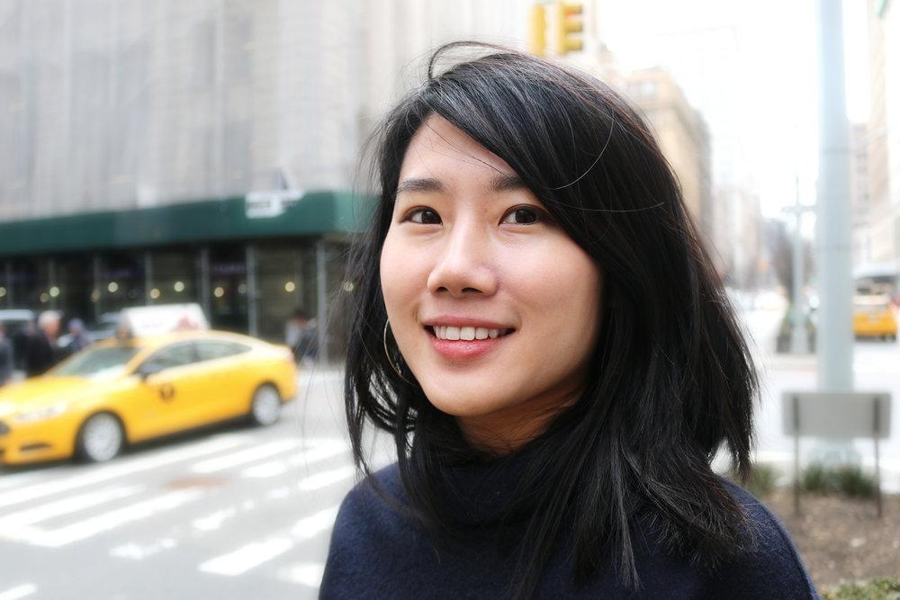 CHRISTINE CHAN  Senior Data Analyst