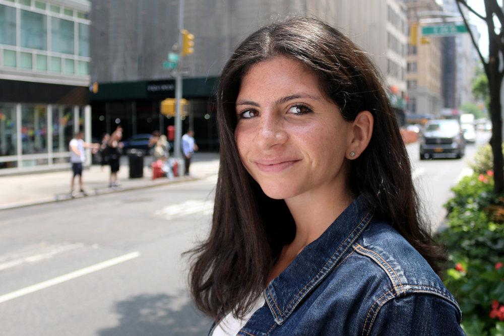 SHOSHANA GORELICK  Creative Services Assistant