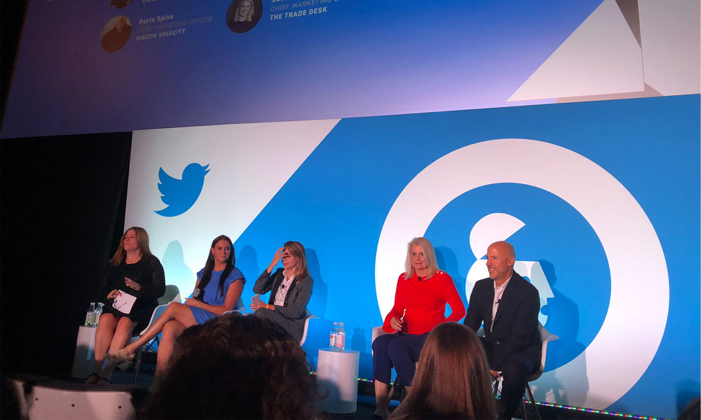 Viacom Velocity CMO Dario Spina said at Advertising Week New York that brands should start thinking about a cultural publishing strategy.