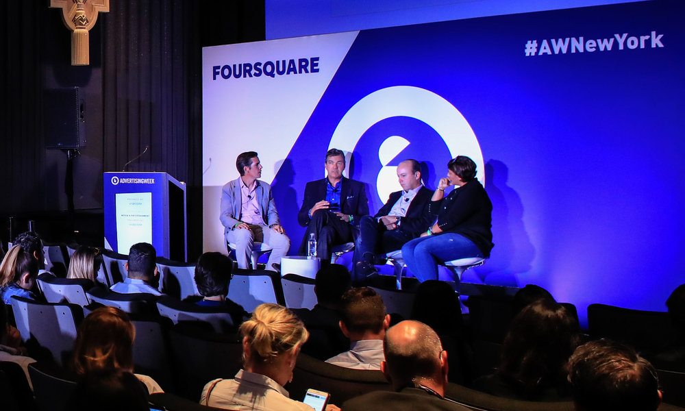 Viacom Head of Ad Solutions, Sean Moran, said at Advertising Week New York that Viacom is now a solutions company