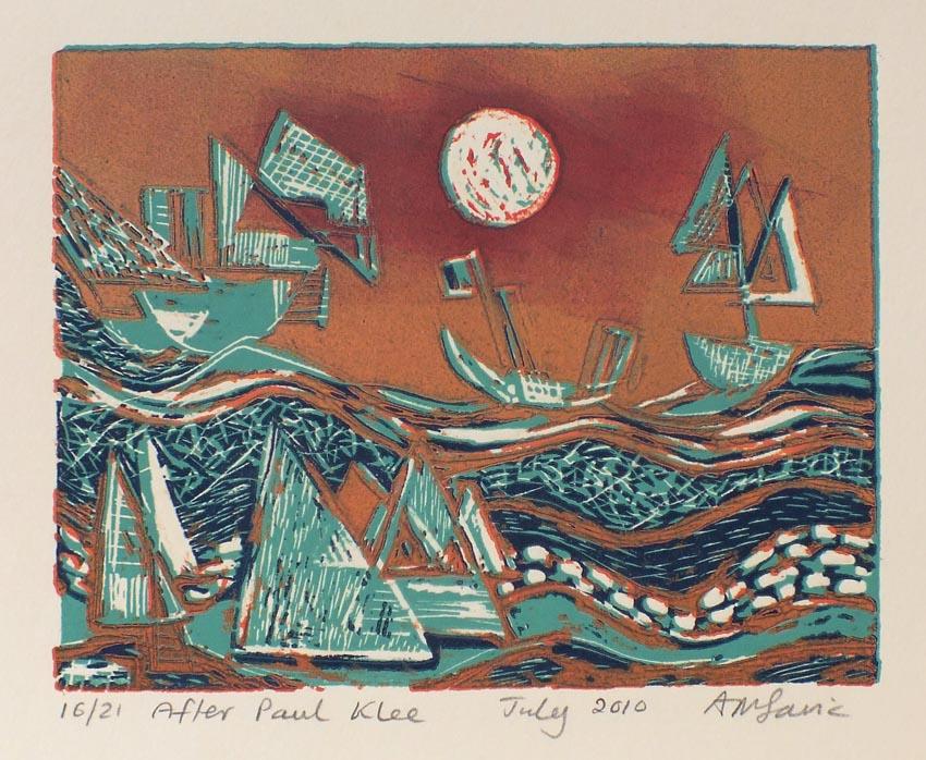 After Paul Klee #16 & txt.jpg