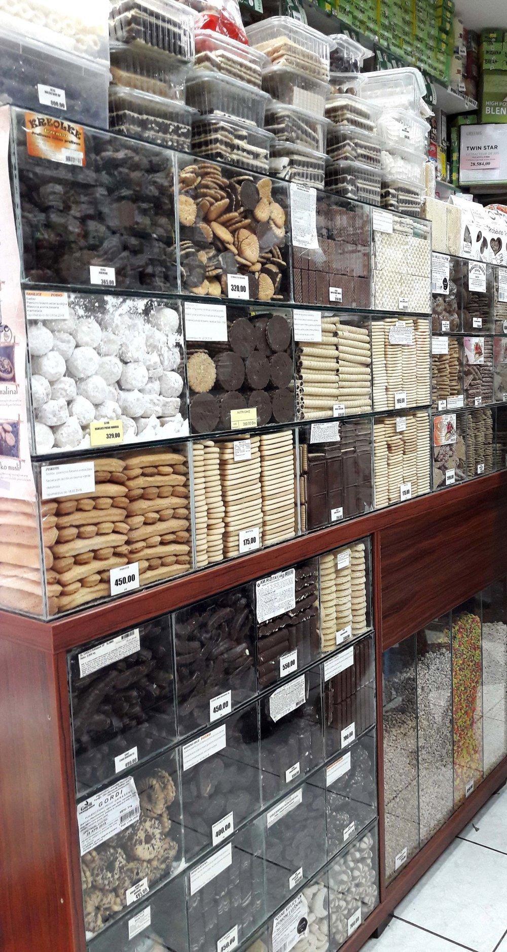 Prodavnica Zdrave Hrane