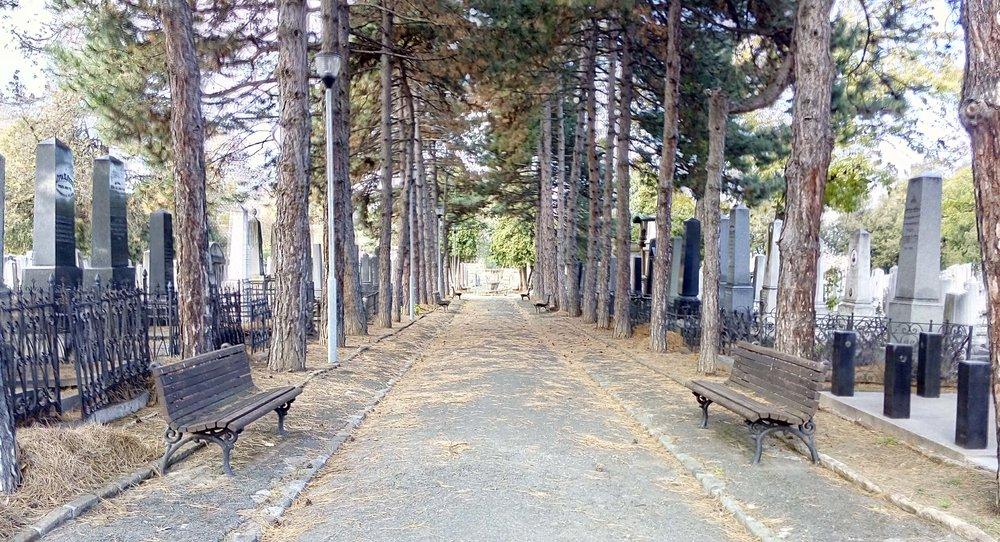 Jewish Cemetery in Belgrade