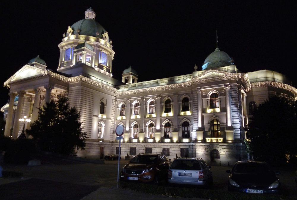National Assembly, Belgrade