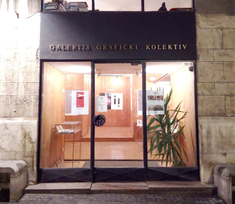 Galerija Grafički Kolektiv (Print Collective Gallery)
