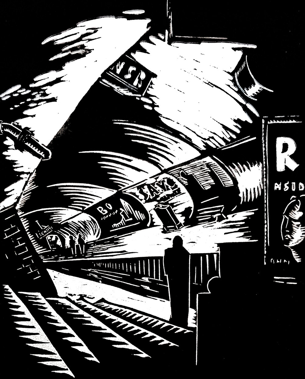 Subway Station linocut.jpg