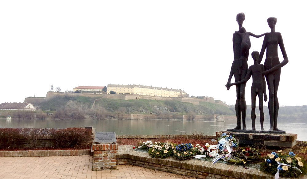 Holocaust Memorial, Novi Sad