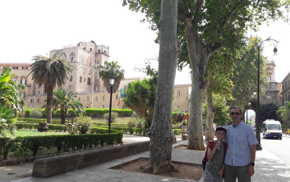 Palazzo dei Normanni, Norman Palace