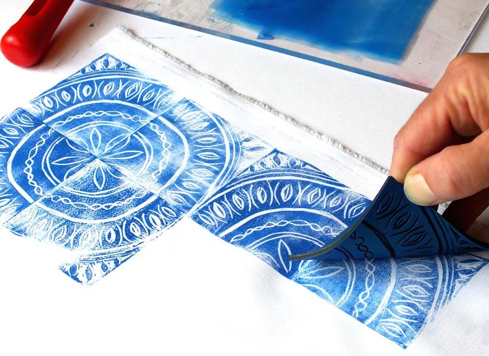 Fabric Printing With Ali Savic Alison Savic