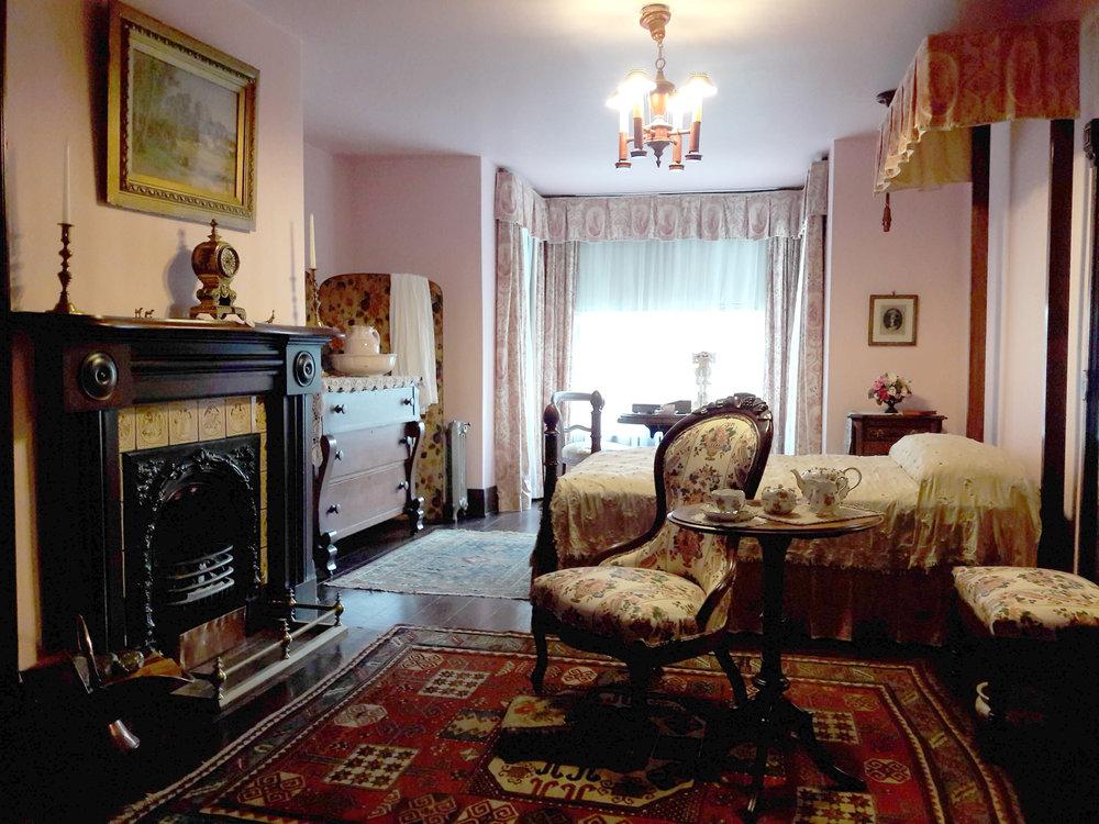 Sumptuous interior, Eldon House