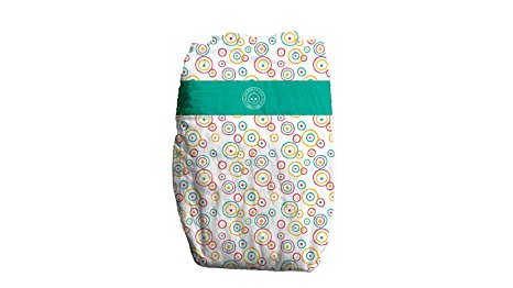 Clean for baby & the planet. Traditional disposable diapers sit in a landfill for 500 yrs, but not Little Toes.