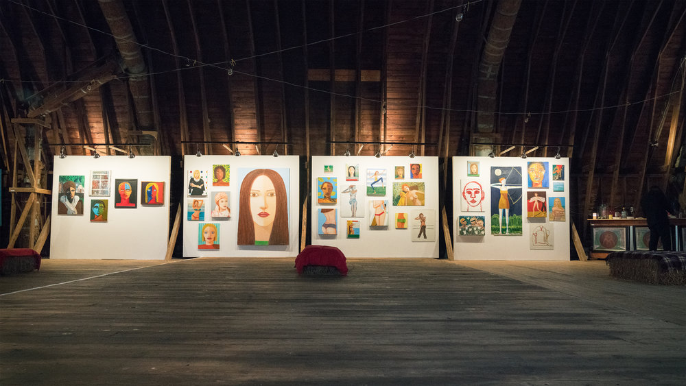 Antonio Fink: Exhibits - 2700 White Horse Road, Berwyn, PA [10|19|2018]