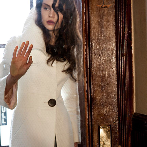 Blanca Coat -
