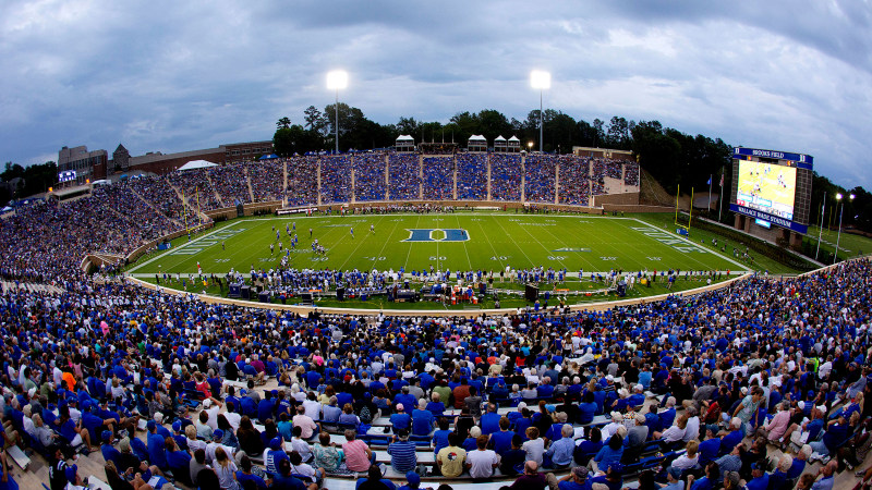 Duke Football is already 3-0 and poised to get its fourth win.
