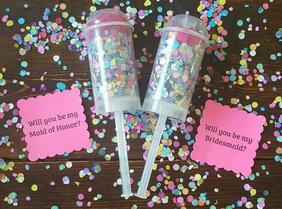1. Confetti Poppers - LovelyfromLindsey