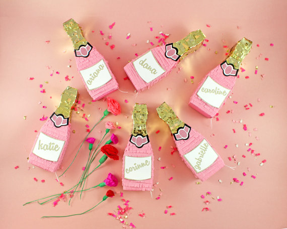 10. Champagne Pinata - LulaFlora