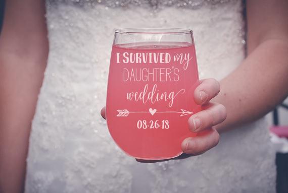 Wine Glass - FlowertownWeddings
