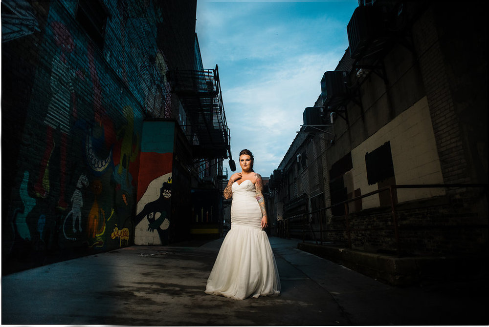 Black Cat Alley Styled Shoot by Blu MOose Photography for Destination Wisconsin Wedding Blog