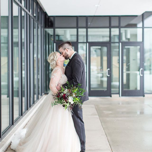 Bailey took over and now co-owns one of the most successful Bridal Shop in the Fox Valley, and she literally had the dress of every girls dreams!  https://www.destinationwisconsinwedding.com/home/2019/2/8/beads-lace-and-glam-oh-my  @inspired_by_nature_wi @sentryworld_wi @yodjent @victorianbridal @ashleasnellphotography
