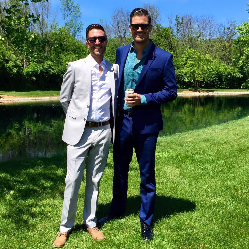 Geoff & Michael -
