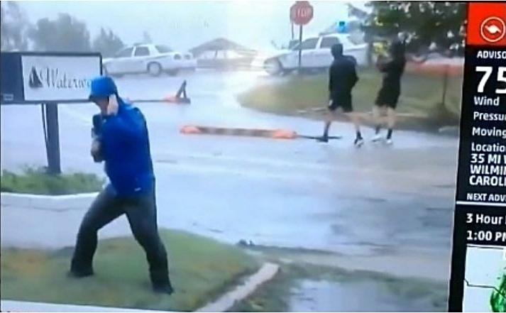 Weatherman-exaggerates-Hurricane-Florence-reporting-784x441.jpg