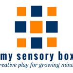 NOVEMBER 1st -DAY ONE: @mysensorybox (USA only) -